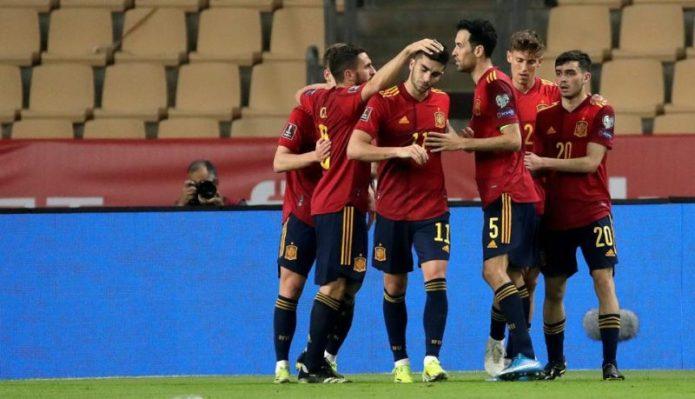 La selección española se redimió en el partido ante Kosovo