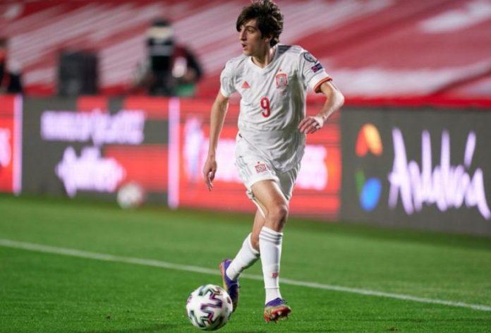 partido selección española bryan gil sevilla fc noticias