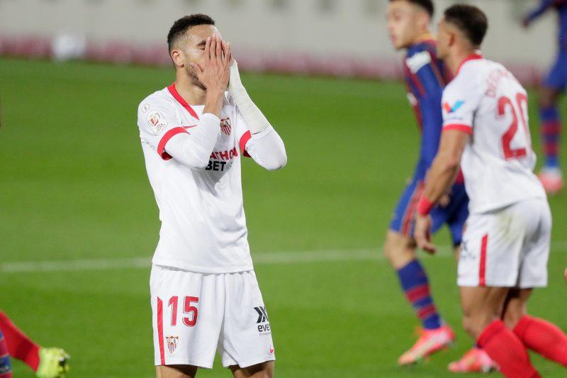 Partido Sevilla FC noticias fichajes LaLiga fc barcelona