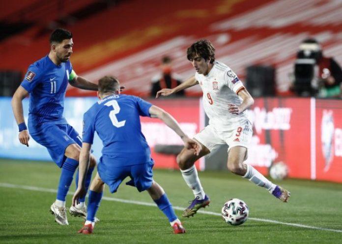 Los diez sevillistas más jóvenes en debutar con la selección española