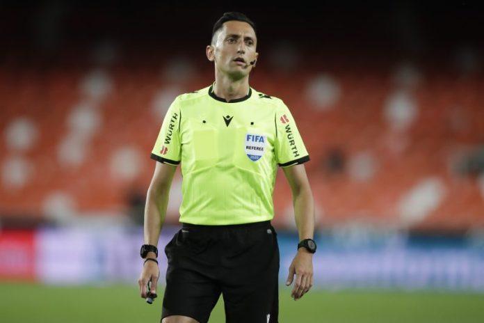 Sánchez Martínez, un árbitro de malos recuerdos