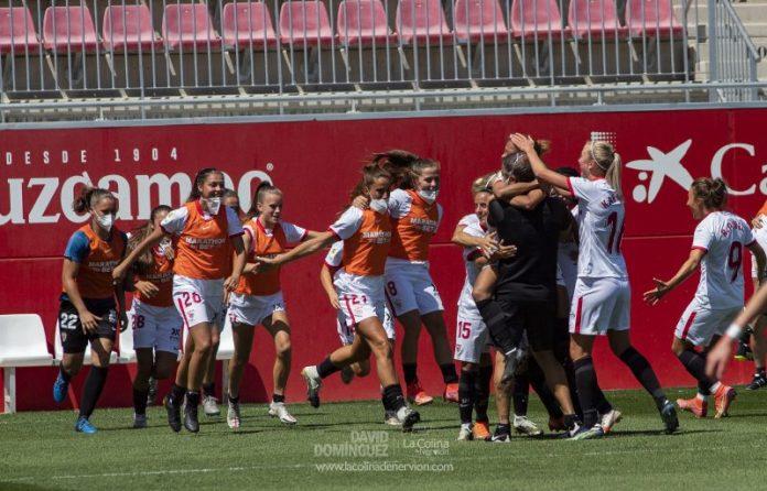 Sevilla FC Femenino fotos noticias partido