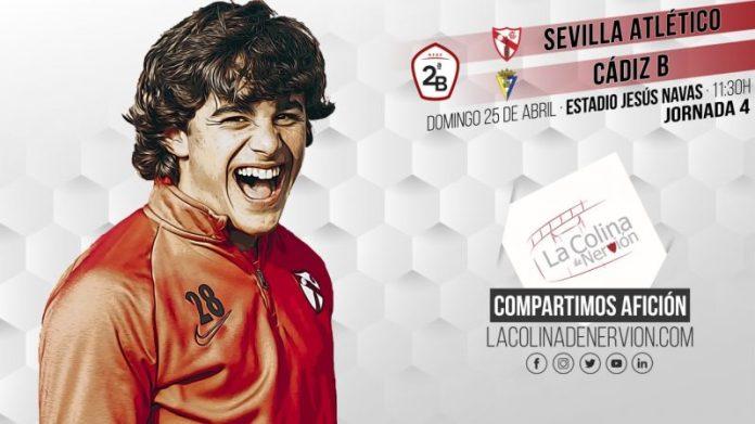 Previa Sevilla Atlético -Cádiz B. Sevilla FC.
