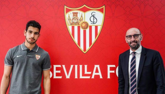 Adrián González será sevillista hasta 2023