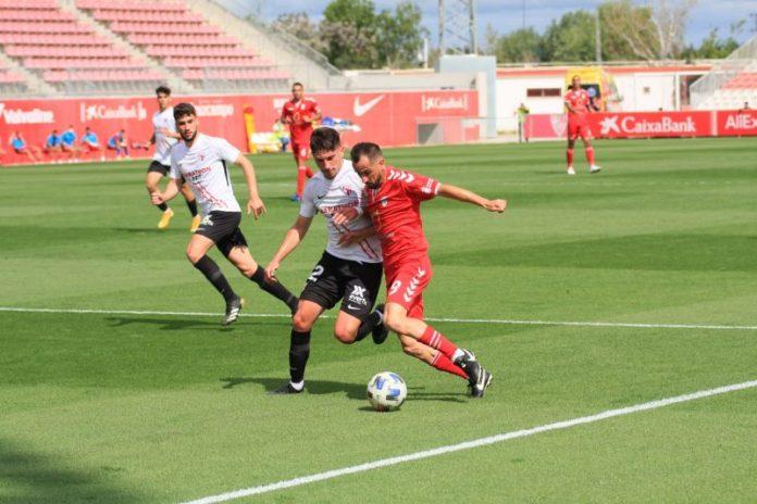 El Sevilla Atlético se deja dos puntos ante la UD Tamaraceite
