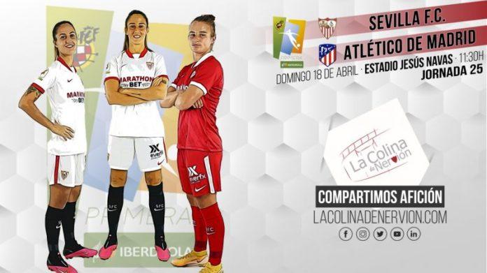 El Sevilla FC Femenino recibe al Atlético de Madrid en un partido clave para cortar la racha negativa