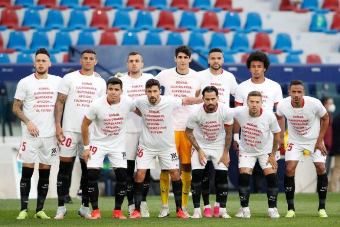 El posible once del Sevilla FC ante el Athletic Club