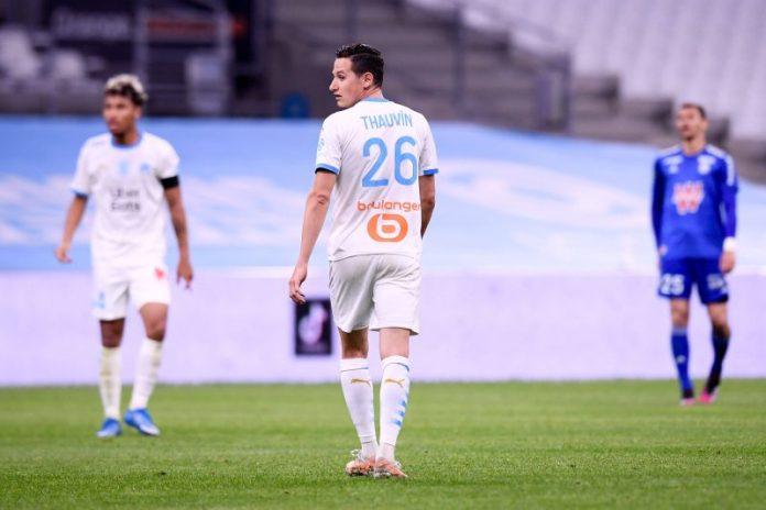Sevilla FC tigres fichajes Florian Thauvin