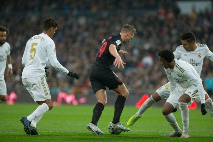 Las bajas y novedades del Real Madrid al duelo ante el Sevilla FC