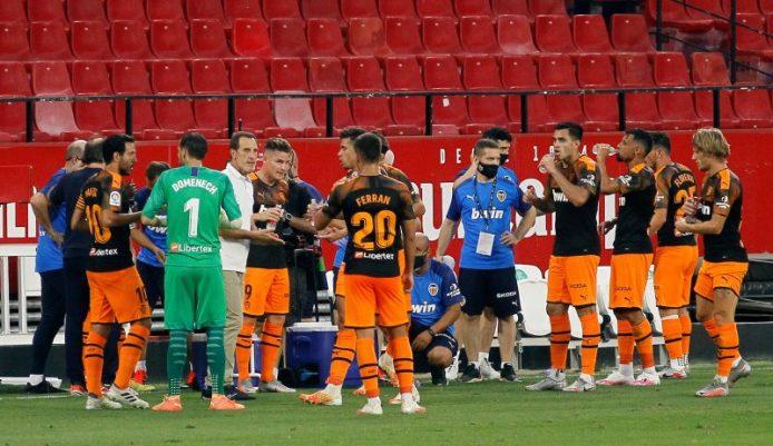 Así llega el Valencia CF al duelo ante el Sevilla FC en Nervión