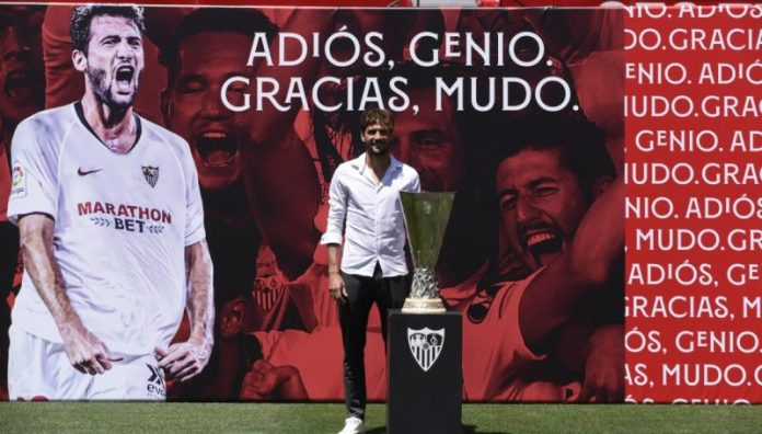 Mudo Vázquez noticias Sevilla FC