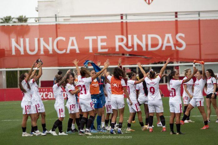 El calendario del Sevilla FC Femenino para la Liga Ellas 21/22
