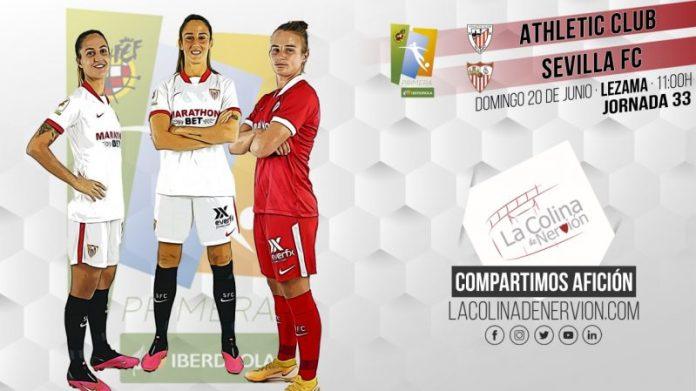 Sevilla FC Femenino Partido Athletic Club- Sevilla FC Femenino