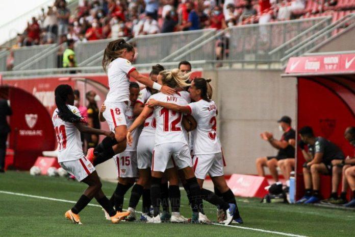 El Sevilla FC Femenino se lleva el derbi ante el Betis Féminas