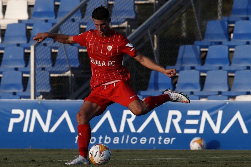 Sevilla FC Noticias Pedro Ortiz Julen Lopetegui