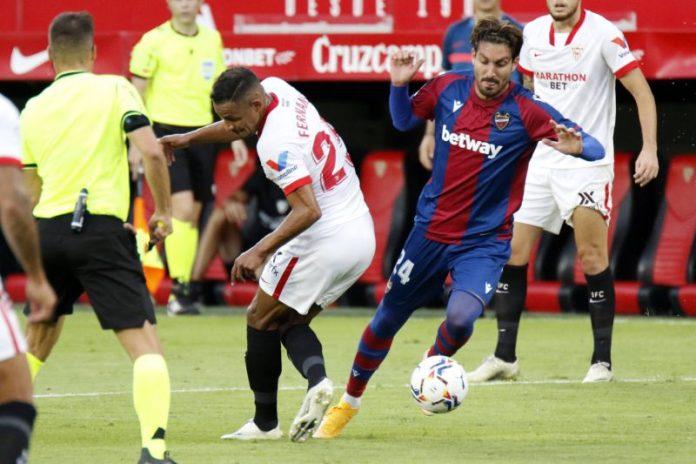 Campaña, consciente del interés del Sevilla FC pero sin oferta