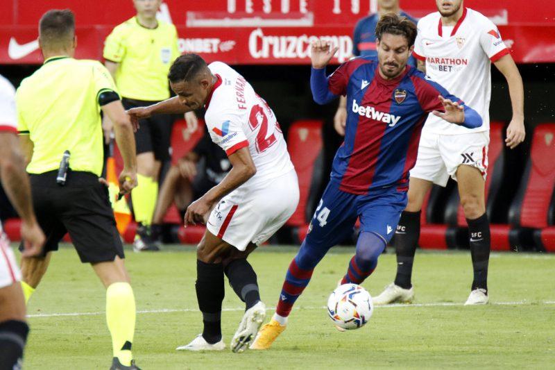 José Campaña Sevilla FC fichajes