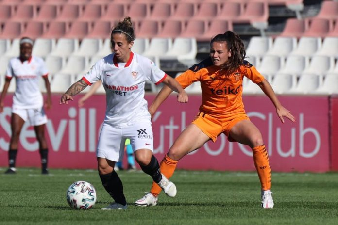 Nagore Calderón Sevilla FC Femenino fichajes