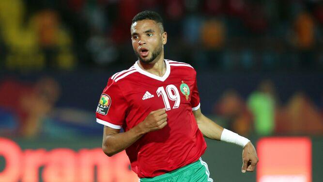 Youssef En-Nesyri fichajes Sevilla FC Monchi