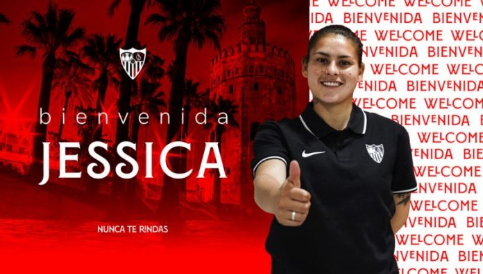 Jéssica Martínez, primer refuerzo del Femenino
