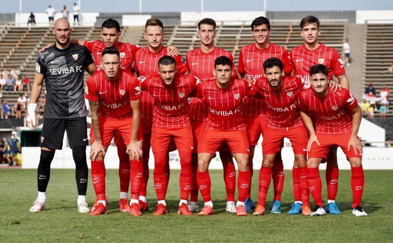 Sevilla FC noticias pretemporada Julen Lopetgeui