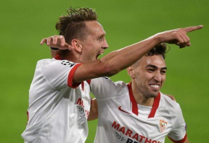 Treinta millones por tres descartes del Sevilla FC