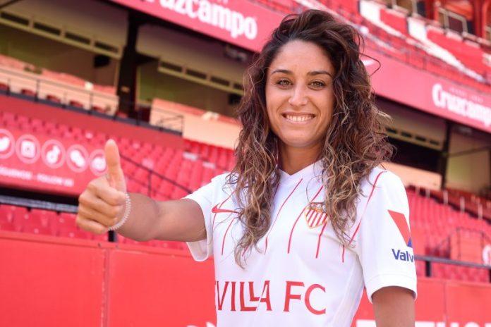 Débora García, nueva jugadora del Sevilla FC Femenino