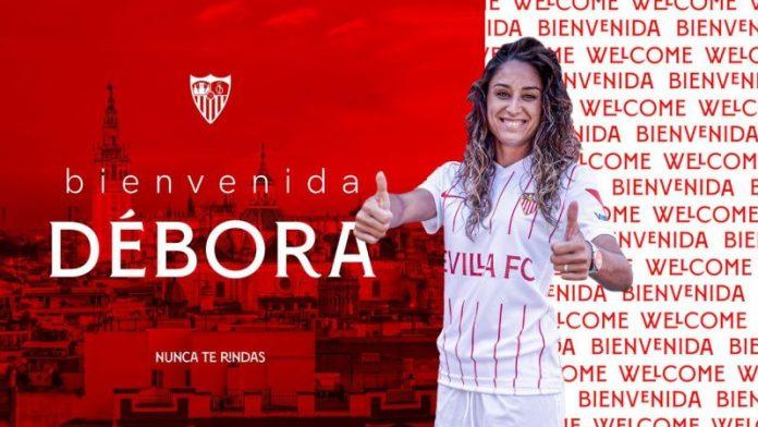 Sevilla-fc-femenino-fichajes Débora garcía