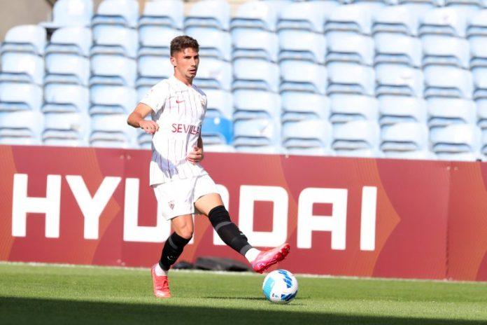 José Ángel, la revelación de la pretemporada en el Sevilla FC