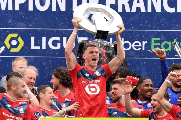 El Lille rechaza la primera oferta recibida por Botman