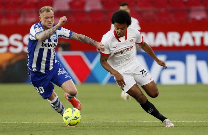 El Sevilla FC jugará un partido amistoso frente al Alavés