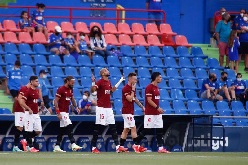 Plantilla del Sevilla FC, buenas noticias tras el mercado de fichajes