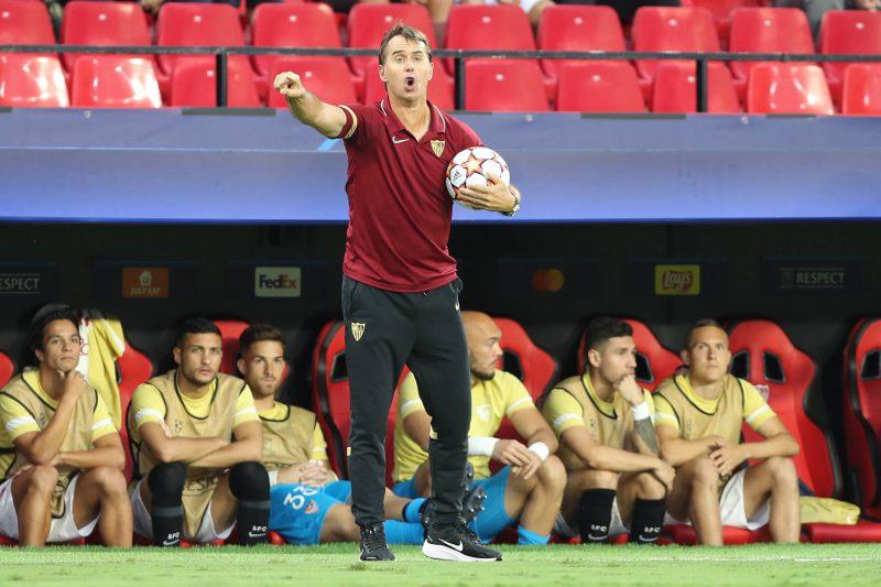 Sevilla FC Noticias Julen Lopetegui