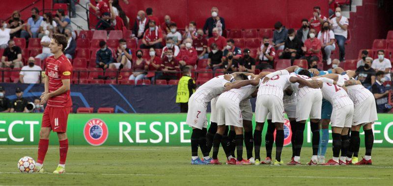 Posible once del Sevilla FC alineación noticias