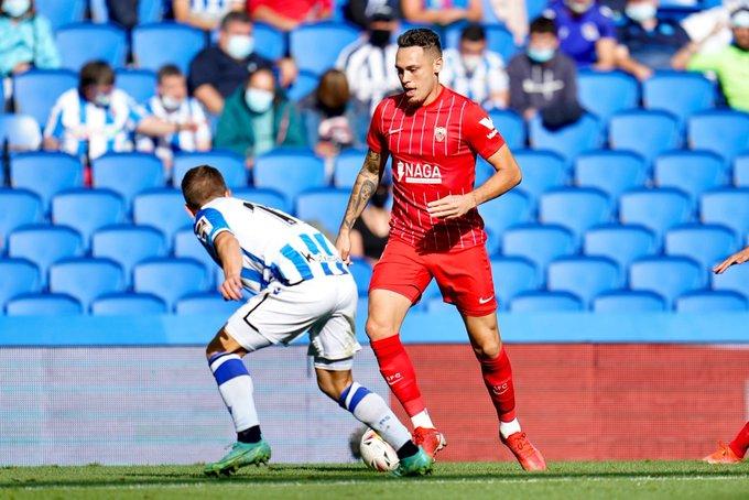 Real Sociedad Sevilla FC noticias Sevilla Fútbol Club empate