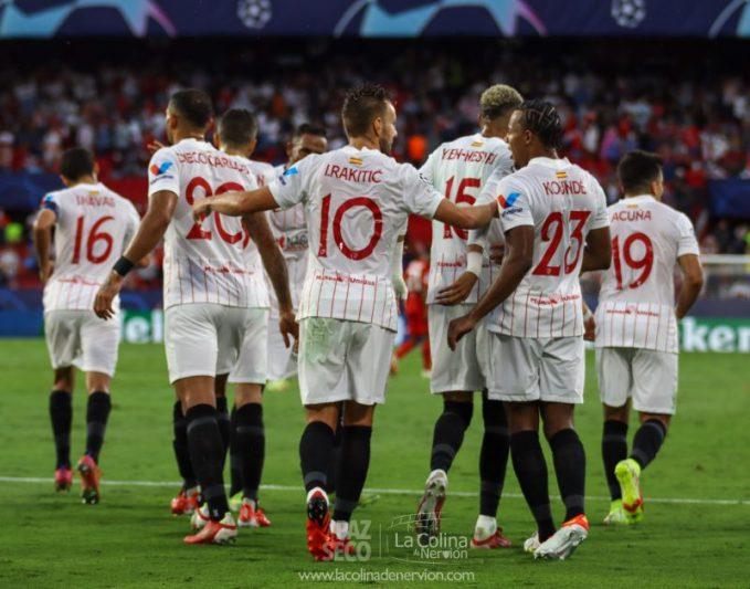 LOSC Lille Sevilla Julen Lopetegui Fútbol Club FC UEFA Champions League noticias RB