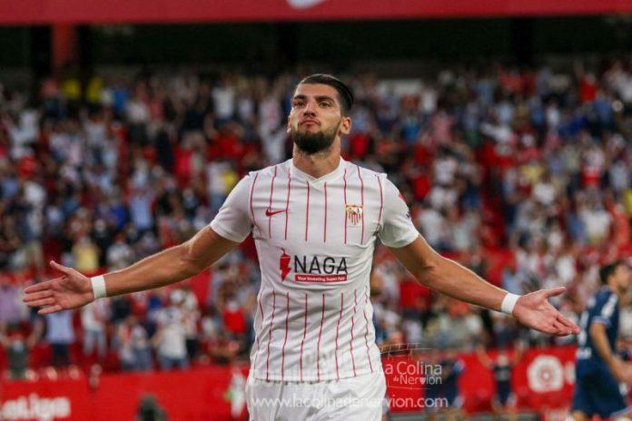 El posible once del Sevilla FC ante el Wolfsburg