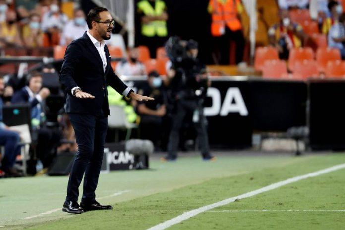Así llega al partido el nuevo Valencia CF de José Bordalás