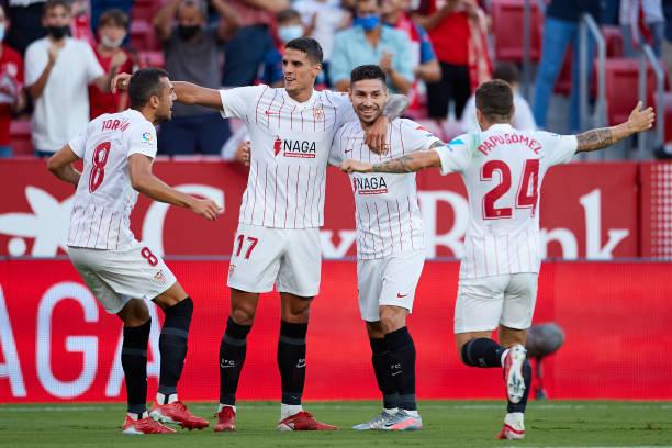 El posible once del Sevilla FC ante el RCD Espanyol