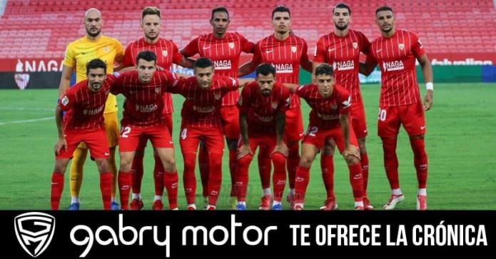 El Sevilla FC calienta motores para la Champions a costa del Alavés