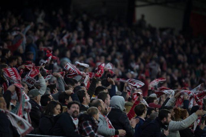 El Gobierno permite ampliar el aforo de los estadios al 60%