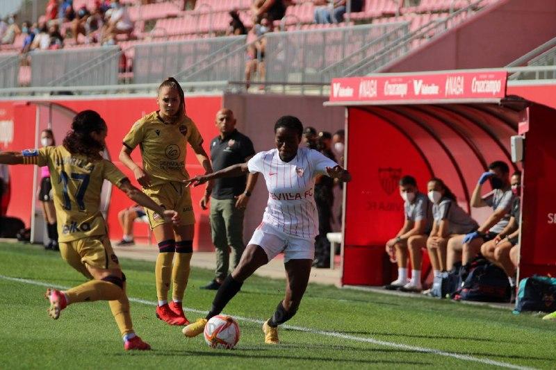 Sevilla FC partido ud levante liga iberdrola Sevilla FC Femenino