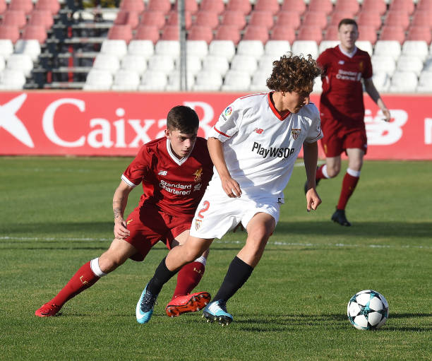 Así le fue al Sevilla FC en pasadas ediciones de la Youth League