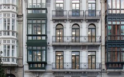 Edificio de Oficinas Passivhaus, Uría 58 OVIEDO