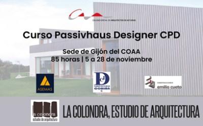 La Colondra colabora con Energiehaus en la formación de nuevos especialistas en Passivhaus