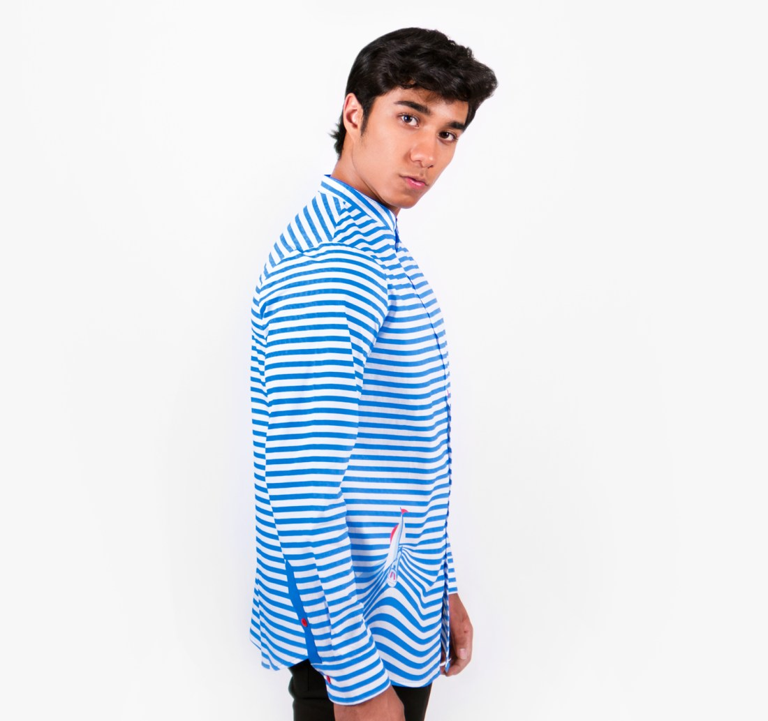 Sail Away Shirt by La Come Di