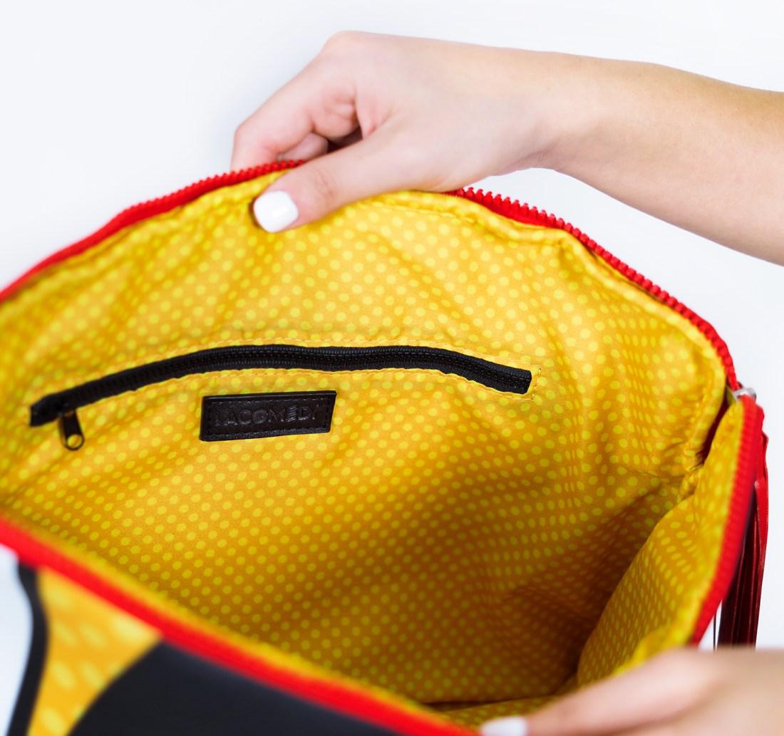 Cry Baby Clutch Bag by La Come Di