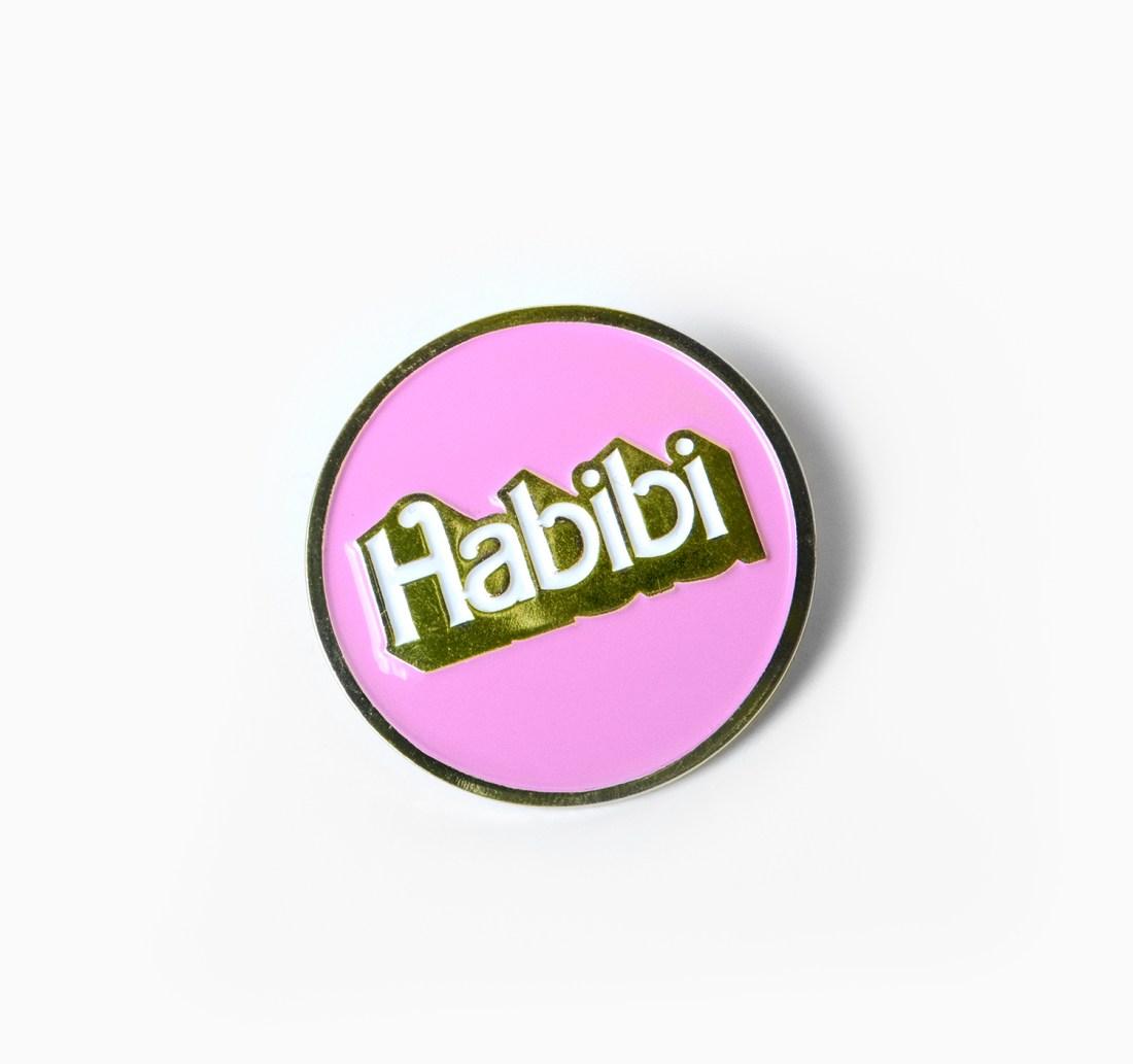 Habibi Pin by La come Di