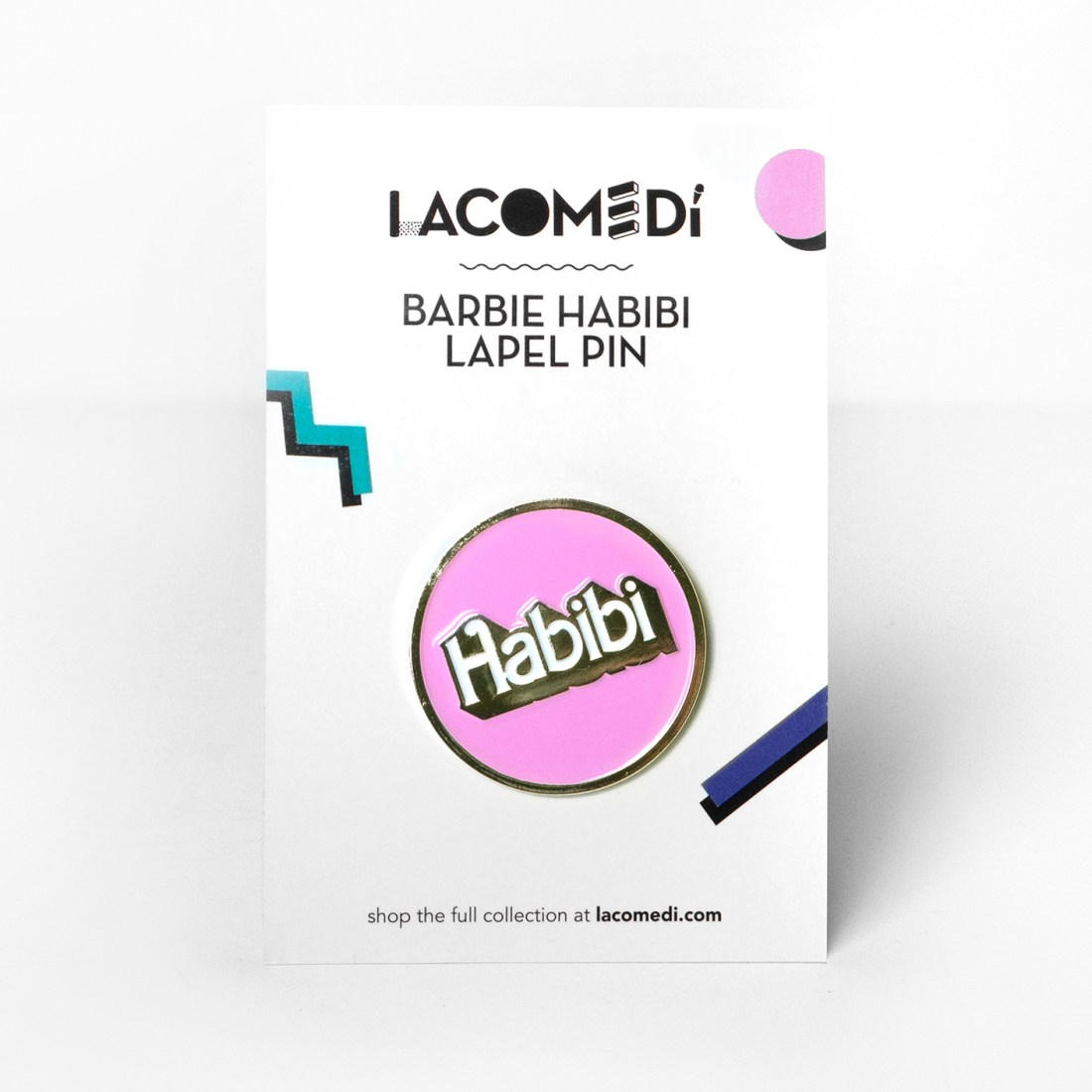 Habibi Pin by La come Di
