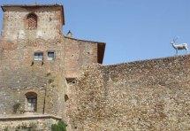 San-Casciano-Medieval-Walls
